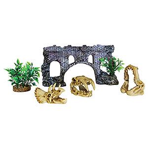 AQ 5 Piece Decorative Aquarium Box Set AQ28021