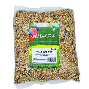GD Wild Bird Mixed Seed 2.5 kg 1634