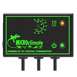 Microclimate Dimmer B1 HT Black 600W (HiTemp)