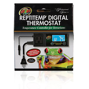 ZM Repti Temp Digital Thermostat 600w RT-600UK