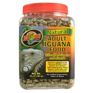 ZM Adult Iguana Food 283g, ZM-85