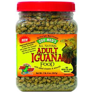 ZM Adult Iguana Food 567g, ZM-86