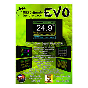 PL Poster: Microclimate EVO Thermostat