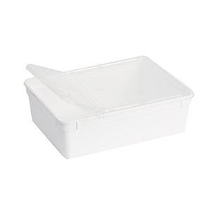 BraPlast Box 3.0L White + Lid BP-30W