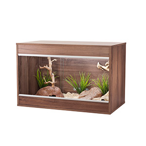 VE Repti-Home Maxi/Med Walnut, PT4085