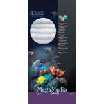 AS Mega Media Small 500g - White