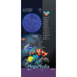 AS Mega Media Large 500g - Blue