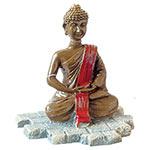 AQ Buddha Statue 7.5 x 6 x 8cm AQ61912