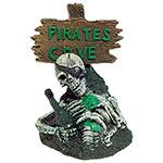AQ Drunken Pirate Skeleton 9 x 9 x 12cm AQ28397