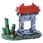 AQ Gate with Bamboo 7.5 x 4.5 x 6cm AQ61908