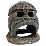 AQ Mayan Hideaway Statue 13 x 12 x 13.5cm AQ96147