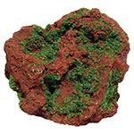 AQ Rock with Moss 16 x 14.5 x 13.5cm AQ62562