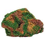 AQ Rock with Moss 21 x 10 x 15cm AQ62559
