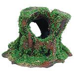 AQ Tree Stump with Moss 10 x 8 x 7cm AQ62590