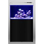AS L'Aquarium 370L with Black Cabinet 90cm
