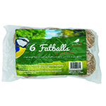 GD Fat Balls, Small, pk of 6 063B