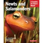 *Barrons POM Newts & Salamanders