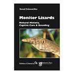 Chimaira Monitor Lizards: Nat.Hist, Care