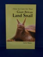 *YFK622 How to care for Afric.Land Snail