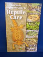 ZM Beginner's Gde. to Reptile Care,ZB-10