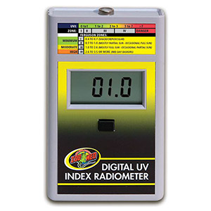 ZM Digital UV Index Radiometer, ST-7