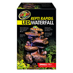 ZM ReptiRap.LED Waterfall Sml Rock RR-21