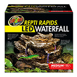ZM ReptiRap.LED Waterfall Med Rock RR-23