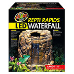 ZM ReptiRap LED Waterfall Lrg Rock RR-25