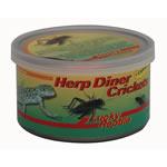 LR Herp Diner Crickets + Calcium, HDC-11