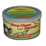 LR Herp Diner Shrimps, large,  HDC-42