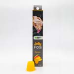 PR Jelly Pots, 17g Mango 8-pk