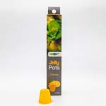 PR Jelly Pots, Orange 8-pk