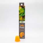 PR Jelly Pots, Papaya 8-pk