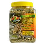 ZM Juv.Bearded Dragon Food 283g, ZM-73