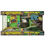 ZM ReptiHabitat Amphibian Pac Man Frog Kit