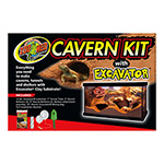 ZM Cavern Kit with Excavator, XRK-1