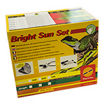 LR Bright Sun Evo SET Desert 50W, BSS-D50