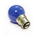 Blue Golfball Bulb 25W BC (Bayonet)