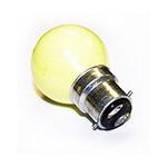 Yellow Golfball Bulb 25W BC (Bayonet)