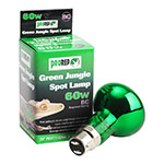 PR Green Jungle Effect Spotlamp 60W BC