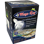 Mega Ray Metal Halide Lamp 35w PAR30 5k Wide Beam