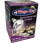 Mega Ray 100w mercury vapour E27 - PAR38
