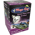 Mega Ray 275w mercury vapour E27 - PAR38