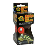 ZM Nightlight Red Reptile Bulb 40W,NR-40