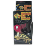 ZM Nightlight Red Reptile Bulb 60W,NR-60