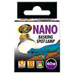 ZM Nano Basking Spot Lamp 40W, SL-40NE