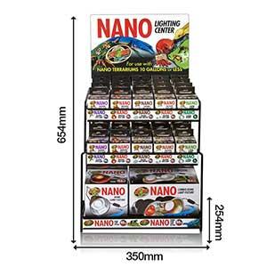 ZM Nano Lighting Centre Fill Kit AND Rack, RLC-13