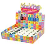 Blue Bug Mood Ring Display, 6x6  Designs