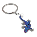 Blue Bug Mood Keyring, Gecko