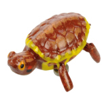 *Blue Bug Magnet, Turtle,small in tub
